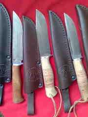 продам нож из дамасской стали