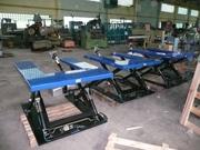 Электрогидравлический подъёмный стол U-формы NH HTF-U