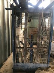 21-11-8062 Промышленный лифт BALKANKAR  (б/у)