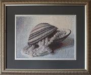 Картина «Очарование жемчуга», ручная работа