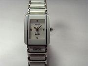 Часы наручные женские RADO white 00523 Новые Гарантия