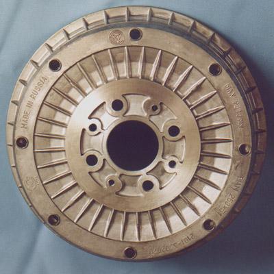 Фото №13 - ВАЗ 2110 проточка тормозных барабанов