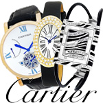 Наручные часы Cartier женские