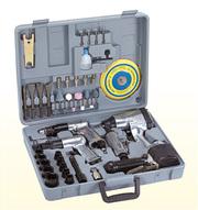 Набор пневмоинструмента       LX-007,  48 предметов