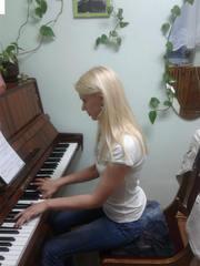 Уроки музыки - фортепиано