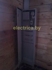 Безопасная электрика в деревянном доме