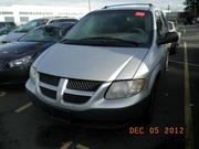 Dodge  Caravan ,   2001 г.в.,    объем 3.3. ,  АКП  в разборе