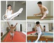 Гимнастика для детей 4 - 8 лет.