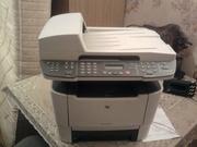 принтер HP Laser Jet M2727nf - МФУ факс,  сканер,  копир
