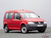 Стекло боковое кузовное,  заднее Volkswagen Caddy 2004- г.в.