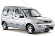 Стекла боковые кузовные,  задние Peugeot Partner,  Berlingo c 1996-