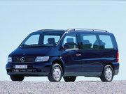 Стекло заднее боковое Mercedes Vito 638 1996-2004 (Стекла Мерседес Вит