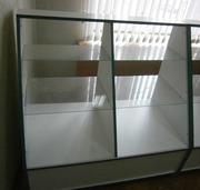 Продаются витрины для офиса,  магазина.