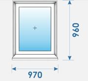 Готовые Окна Пвх и двери - распродажа