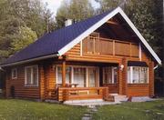 кедр и лиственница для домостроения