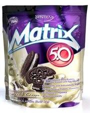 Протеин matrix 5.0;  2200g