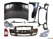 К Ford Scorpio,  скорпио  арки,  пороги,  крыло,  бампер,  решетка радиатора,
