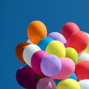 Шарики с гелием,  воздушные шары доставка по Минску