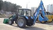 Экскаватор-погрузчик ЭП-25 на базе трактора,  новый,  недорого