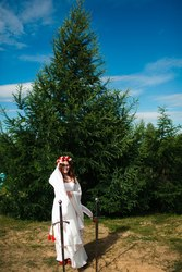 Свадьба в белорусском стиле -