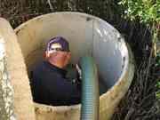 Откачать канализацию ИЛОСОСОМ.Устранение засоров