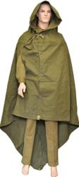 Плащ-палатка,  или палатка плащ-накидка для солдат