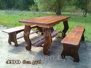 Садовая мебель. Изготовление мебели.