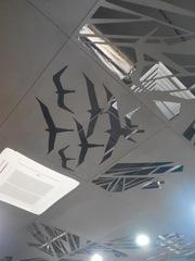Подвесной кассетный потолок