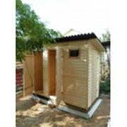 Душ,  туалет,  бытовка 3в1,  дачный,  для дачи,  деревянный, хозблок,  сарай,