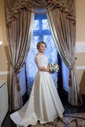 Свадебное платье производства Испания