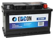 Аккумулятор EDCON DC72680R( VARTA )(Чехия) 72 А.ч.