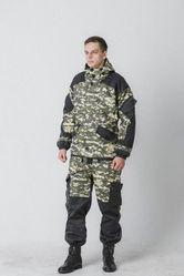 Зимний костюм горка 5 БАРС для рыбалки и охоты