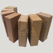 Кирпич керамический (полнотелый,  пустотелый) и силикатный. Доставка.