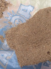 Ахтарская ракушка морская подкормка кур,  голубей и с/х птиц, 40кг.