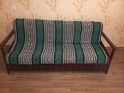 Продаётся диван. В хорошем состоянии