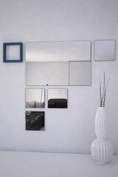 Комплект зеркал «Прямоугольник»