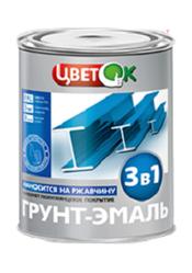 Купить грунт - эмаль 3в1 оптом в Беларуси. Грунт- эмали 3 в 1 опт