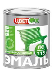 Купить лакокраску эмаль ПФ-115 оптом в Беларуси - Краска оптом
