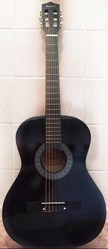 Недорогая классическая гитара Belucci