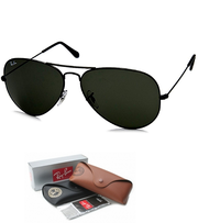 Стильные солнцезащитные очки Ray-Ban Aviator КОПИЯ