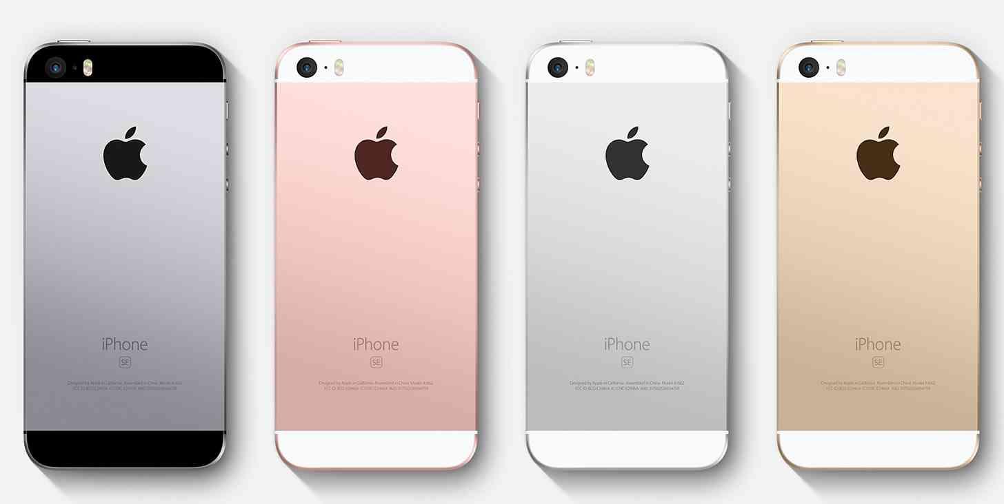 Мобильный телефон Apple Iphone SE 16-64