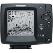 3D- эхолот Humminbird 748x 3D