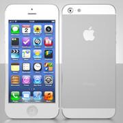 Apple iPhone 5 16Gb чёрный,  белый цвета