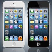 Apple iPhone 5 32Gb чёрный,  белый цвета