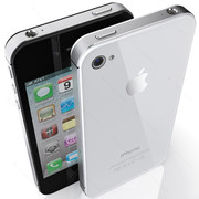 Apple iPhone 4S 8Gb чёрный,  белый цвета