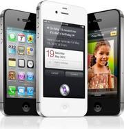 Apple iPhone 4S 16Gb чёрный,  белый цвета