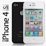 Apple iPhone 4S 32Gb чёрный,  белый цвета