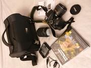 Продам Nikon D3300