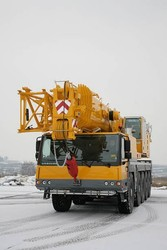 Аренда Автокрана Liebherr LTM 1100-5.2 (100 тонн)