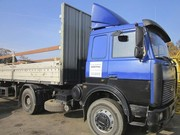 Аренда Автопоезда Маз 54323 - 20 тонн,  13 метров (длинномер)